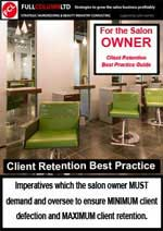 Salon Client Retention