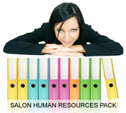 Salon Human Resources Documents